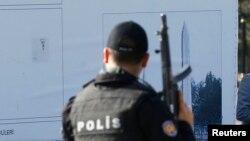 Турецкая полиция. Иллюстративное фото.