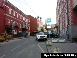 Верхний Таганский тупик будет переименован в улицу Высоцкого