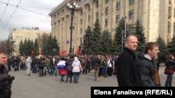 Харьковская обладминистрация 7 апреля