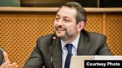 Один из лидеров партии «Государство для народа» Георгий Рухадзе
