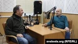 Сяргей Харэўскі і Вячаслаў Ракіцкі