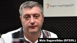 Глава Центра исследования избирательных и политических технологий Каха Кахишвили