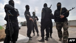 Бійці батальйону «Донбас»