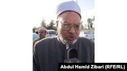 الدكتور محمد عبد الفضيل القوصي ، وزير الأوقاف المصري السابق وعضو هيئة كبار علماء الأزهر