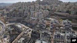 Кварталы Восточного Иерусалима