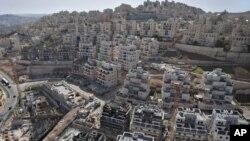 Еврейский пригород Восточного Иерусалима Хар-Хома