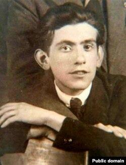 Мойша Кульбак. 1920-я гг.