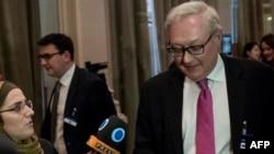 Рускиот заменик министер за надворешни работи Сергеј Риабоков