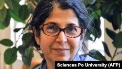 French-Iranian academic Fariba Adelkhah