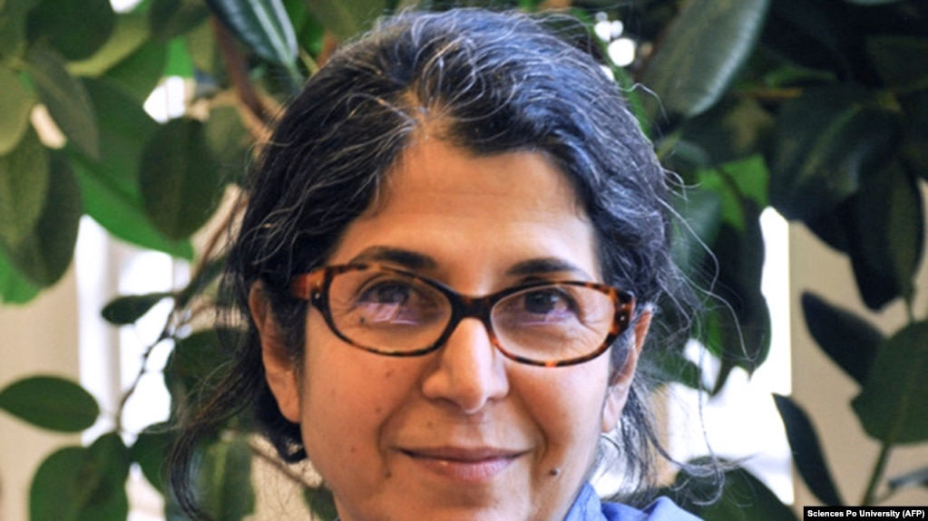 French-Iranian academic Adelkhah Fariba (file photo_