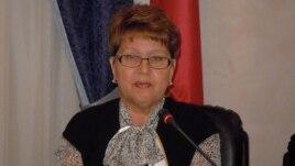 Saria Saburskaya (file photo)