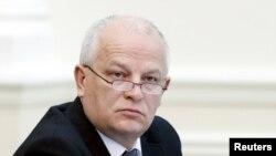Министр экономического развития и торговли Украины Степан Кубив