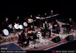 موسیقی امروز: جمعه ۱۹ اردیبهشت ۱۳۹۳