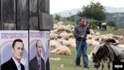 Кандидаты попытались охватить наглядной агитацией весь потенциальный электорат