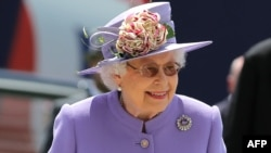 Kraliça Elizabeth II