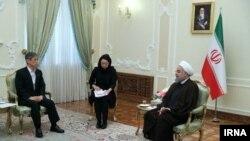 حسن روحانی دولت آمریکا را متهم کرده که به تعهداتش در توافق اتمی وین «به طور کامل عمل نکرده» است.