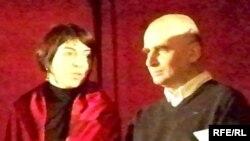 Sabra Daici şi Tadeusz Kornaś