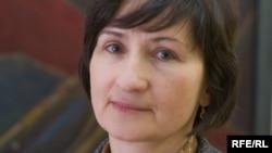 Алена Анісім. Фота Арцёма Канцавога.