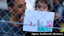 Na granici Makedonije i Grčke, ilustrativna fotografija