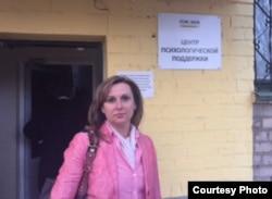 Кристина Зелинкова в Донбассе
