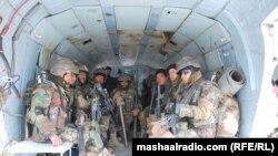 Авганистански воздухопловни лица