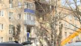 Gas explosion in Orekhovo-Zuevo, Russia