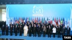 """На долю стран """"Большой двадцатки"""" приходится 85% объема экономики мира и три четверти его торговли"""