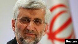 سعید جلیلی، دبیر شورای عالی امنیت ملی، سرپرستی تیم مذاکرهکننده هستهای ایران را بر عهده دارد.
