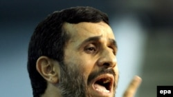 President Ahmadinejad also took aim at the UN over Gaza inaction.