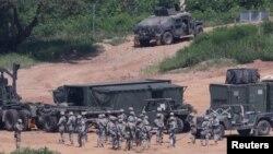 Vojne vježbe SAD i Južne Koreje