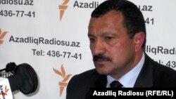 Заместитель главы партии «Мусават» Тофиг Ягублу
