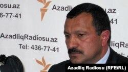 Член партии Мусават, находящийся в заключении журналист Тофик Ягублу, один из многих арестованных