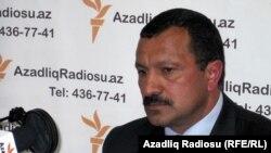 Azerbaijani oppositionist Tofiq Yaqublu