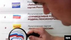 """Что такое """"Единая Россия""""?"""