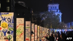 Годовщина падения Берлинской стены не стала большим праздником для многих жертв хонеккеровского режима.