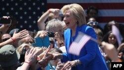 Хиллари Клинтон официально вступила в предвыборную кампанию (Нью-Йорк, 13 июня 2015 года)