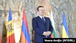 Dačić (na fotografiji) je rekao da je ambasador pozvan na prijem koji organizuje gradonačelnik Pariza u čast novoizabranog predsednika