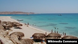 Misir,Hurghada kurortu