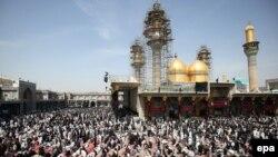 آرامگاه امام موسی کاظم در کاظمین (کاظمیه) بغداد