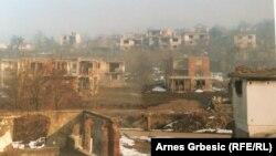 Grapska tokom proteklog rata u BiH
