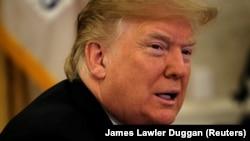 دونالد ترمپ رئیس جمهور ایالات متحده