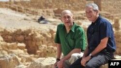 اولمرت ادامه حملات راکتی ستيزه جويان به شهرهای جنوب اسرائيل را «غير قابل تحمل» خواند.(عکس: AFP)