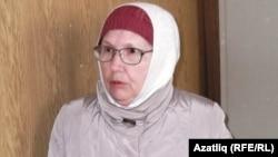 Асия Галләмова