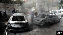 Дамаск, 26 марта 2013 года. Иллюстративное фото.