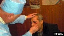 Həkimeldostu Mehdiyev. Arxiv foto (31 yanvar 2009)