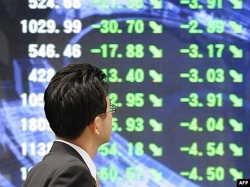 Игра на фондовой бирже