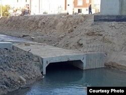 Канал Салар в Ташкенте. Фото: AsiaTerra.