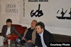 Andrei Ursu, între Monica Macovei și Radu Filipescu