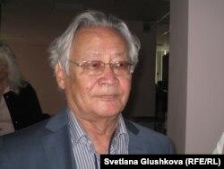 Камал Ормантаев, врач-педиатр, профессор, академик Национальной Академии Наук. Астана, 14 июня 2012 года.