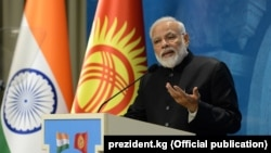 Hindi premýer-ministri Narendra Modi